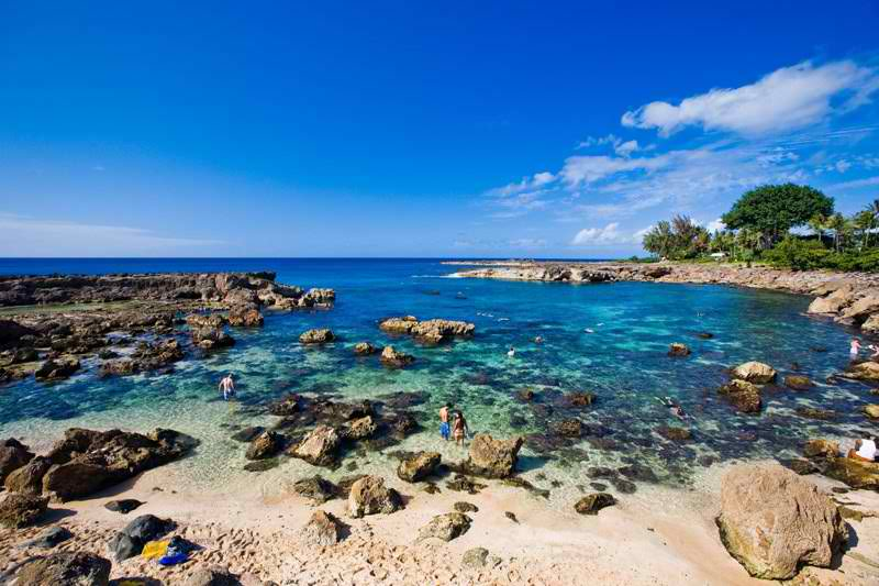 Sharks Cove, no North Shore, foto: http://www.onlyinhawaii.org